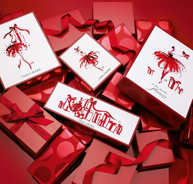 sets gifts skincare makeup fragrance gifts este lauder