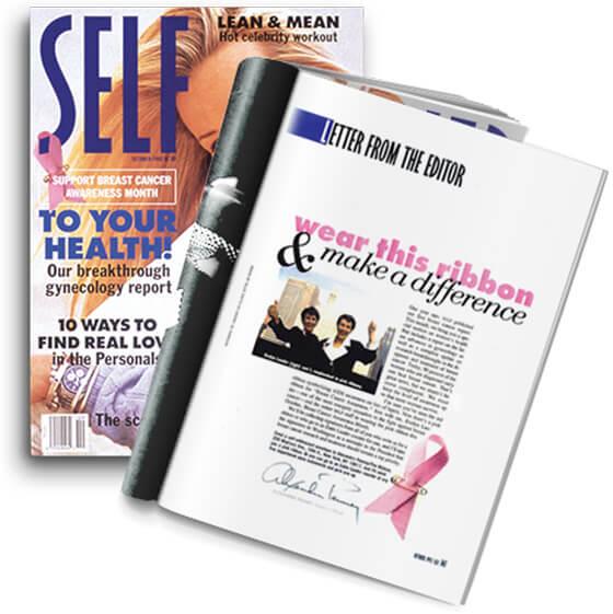 Breast Cancer Awareness Este Stories Blog Esteelauder
