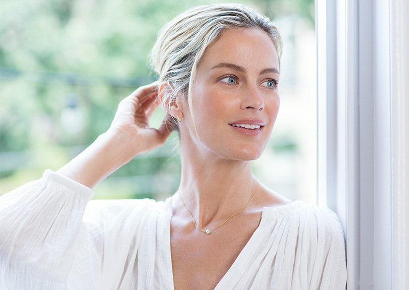 31129d479d1 our iconic beauty Carolyn Murphy sounds off on surfing, aging, modeling and  why chocolate is a must.