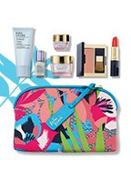 Lift, Firm, Glow with Floral Bag