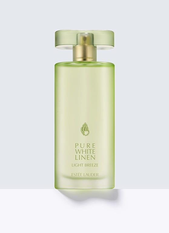 Pure White Linen Light Breeze Eau De Parfum Spray Est 233 E