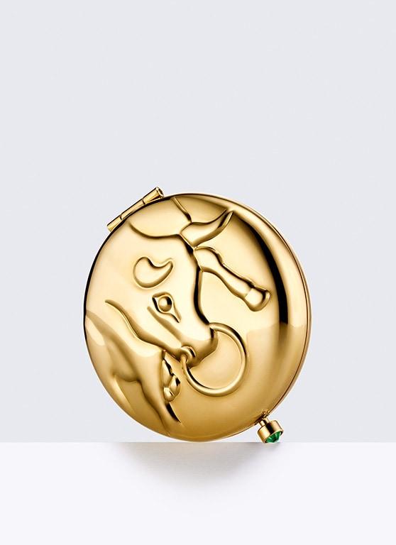 Taurus Zodiac Powder Compact   Estée Lauder Official Site