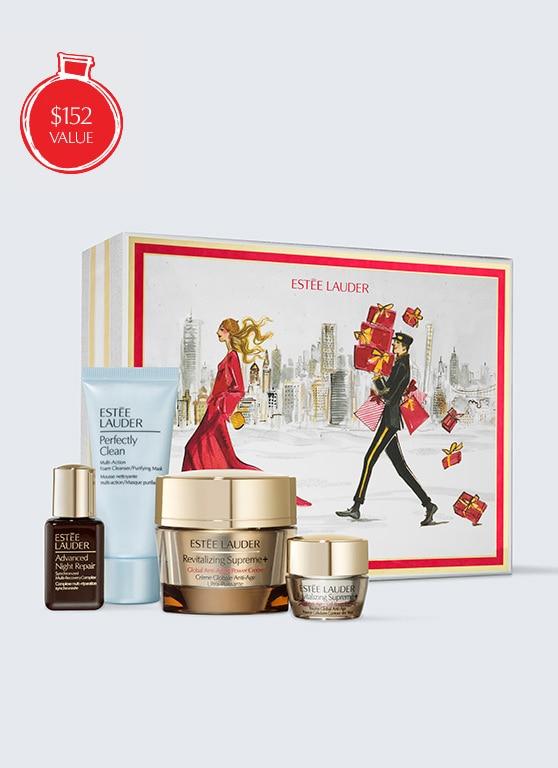 Firm + Glow Skincare Collection  | Estée Lauder Official Site