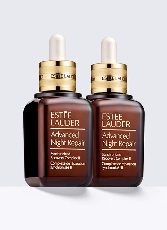 Kết quả hình ảnh cho Estée Lauder Advanced Night Repair Synchronized Recovery Complex II