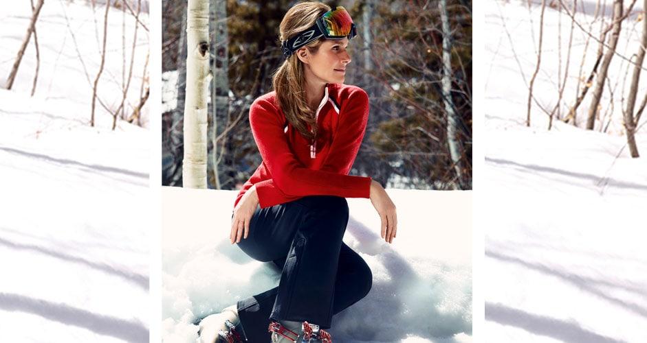 Après Ski Style. Look good on ... 2ecde4b4a