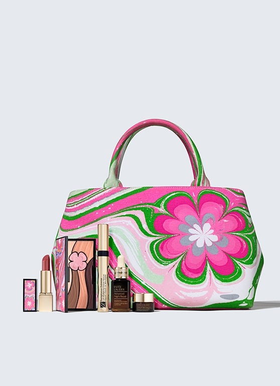 Estee Lauder Christmas Set 2021 Colors Of Spring 50 With Any Purchase Estee Lauder Official Site